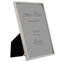 Thin Edge - Silver Plated Frame thumbnail