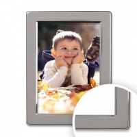 2x3 Narrow Edge - Silver Plated Frame  (6x8cm) thumbnail