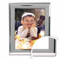 Curved - Silver Plated Frame thumbnail