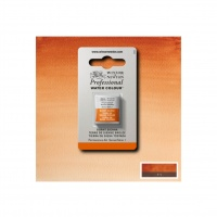 WINSOR & NEWTON -  PROFESSIONAL WATER COLOUR - BURNT SIENNA thumbnail