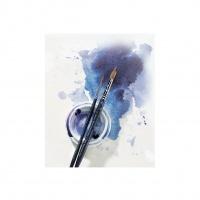 WINSOR & NEWTON - ARTISTS WATER COLOUR SABLE BRUSH - ROUND 00 thumbnail