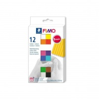 STAEDTLER - FIMO - SOFT CLAY - HALF BLOCK SET thumbnail