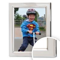 Whisper Classic (W)- Silver Plated Frames 8x10 (20 thumbnail