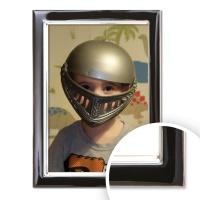 Whisper Classic (BK)- Silver Plated Frames 8x10 (2 thumbnail