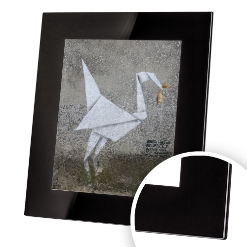 Acrylic Glass Photo Frames From Somerset Frames of Wells, Somerset.